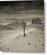 Monument Valley 6 Metal Print