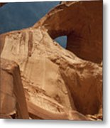 Monument Valley Arch 7369 Metal Print