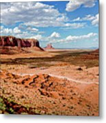 Monument Valley National Park Metal Print