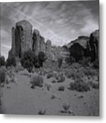 Monumentvalley 38 Metal Print