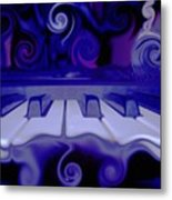 Moody Blues Metal Print