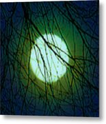 Moon Of The Werewolf Metal Print