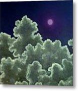 Moon Stories Metal Print