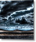 Moonglow Metal Print