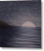 Moonlight Metal Print