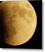 Moonscape Metal Print
