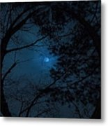 Moonshine 16 The Trees Metal Print