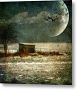 Moonstruck Metal Print