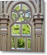 Moorish Light Metal Print