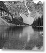 Moraine Lake II Metal Print