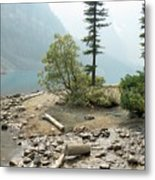 Moraine Shores Metal Print