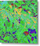 More Night Bloomers 9 Metal Print
