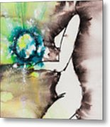More Than Series No. 2046 Metal Print