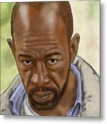 Morgan Metal Print