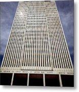212x01-mormon World Headquarters  Metal Print