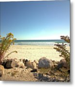 Morning At Qgunquit Beach. Metal Print