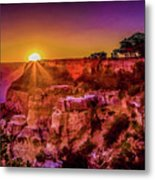 Morning Has Broken 2-painterly Metal Print