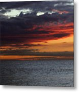 Morning Horizon Metal Print