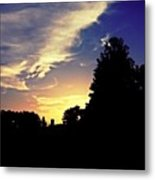 Morning In Helena Metal Print