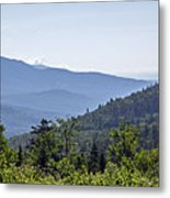 Morning In New Hampshire Metal Print
