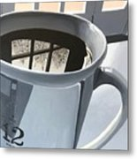 Morning Joe Metal Print