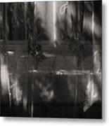 Morning Light And Shadow Metal Print