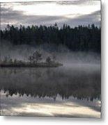 Morning Light At Saari-soljonen 2 Metal Print