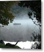 Morning Mist 1008 Metal Print
