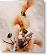 Morning Song Metal Print
