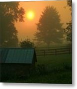 Morning Star Metal Print