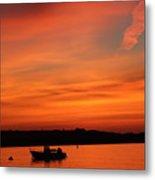 Morning Sunrise 09-02-18 Metal Print