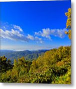 Early Fall Morning View Metal Print