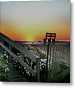 Morning View  Metal Print