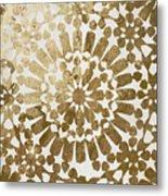 Moroccan Gold II Metal Print