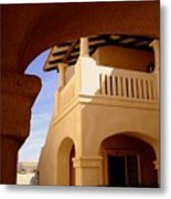 Moroccan Influence I Metal Print