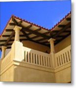 Moroccan Influence II Metal Print