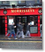 Morrissey Metal Print
