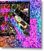 Mosaic #106 Metal Print