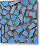 Mosaic No. 31-1 Metal Print