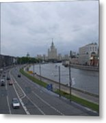 Moscow 17 Metal Print