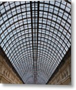 Moscow Gum  Metal Print by Stelios Kleanthous