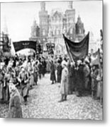 Moscow: Red Army, C1920 Metal Print