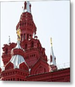 Moscow04 Metal Print
