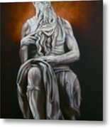 Moses Metal Print by Grant Kosh