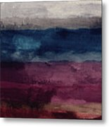 Most Of All- Abstract Art By Linda Woods Metal Print