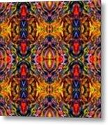 Mostique Tile Metal Print