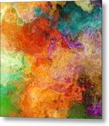 Mother Earth - Abstract Art Metal Print
