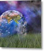 Mother Earth Series Plate4 Metal Print