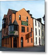 Mother India Restaurant Athlone Ireland Metal Print