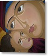 Mother-love Metal Print